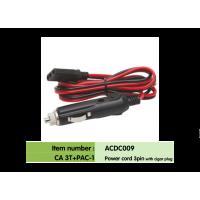 Power cord CA-3T+PAC-1
