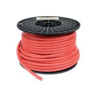 Power cable red  35mm²