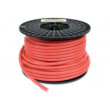 Power cable red 4mm²