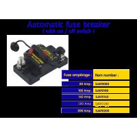 Automatic fuse breaker 200 Amp