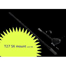T27 + SX mount FME