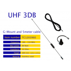 UHF 3DB