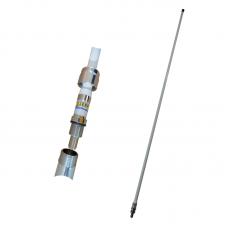 AM FM DAB 73 Radio antenna fiberglass 1,26m