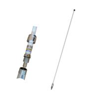 UHF 43A (380-400Mhz) 0 dBd fiberglass 1,14m