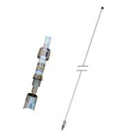 UHF 49A (380-410Mhz) 5 dBd fiberglass 2,19m