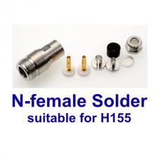 N-female solder H155