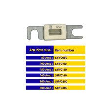 ANL plate fuses 80 Amp