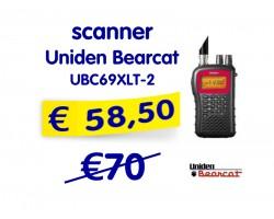 Uniden Bearcat UBC69XLT-2